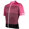 POC M's Fondo Light Jersey Sulfate Multi Pink